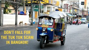 Scams (Photo Credit to Nishi V) - Read risks while travelling to SEA