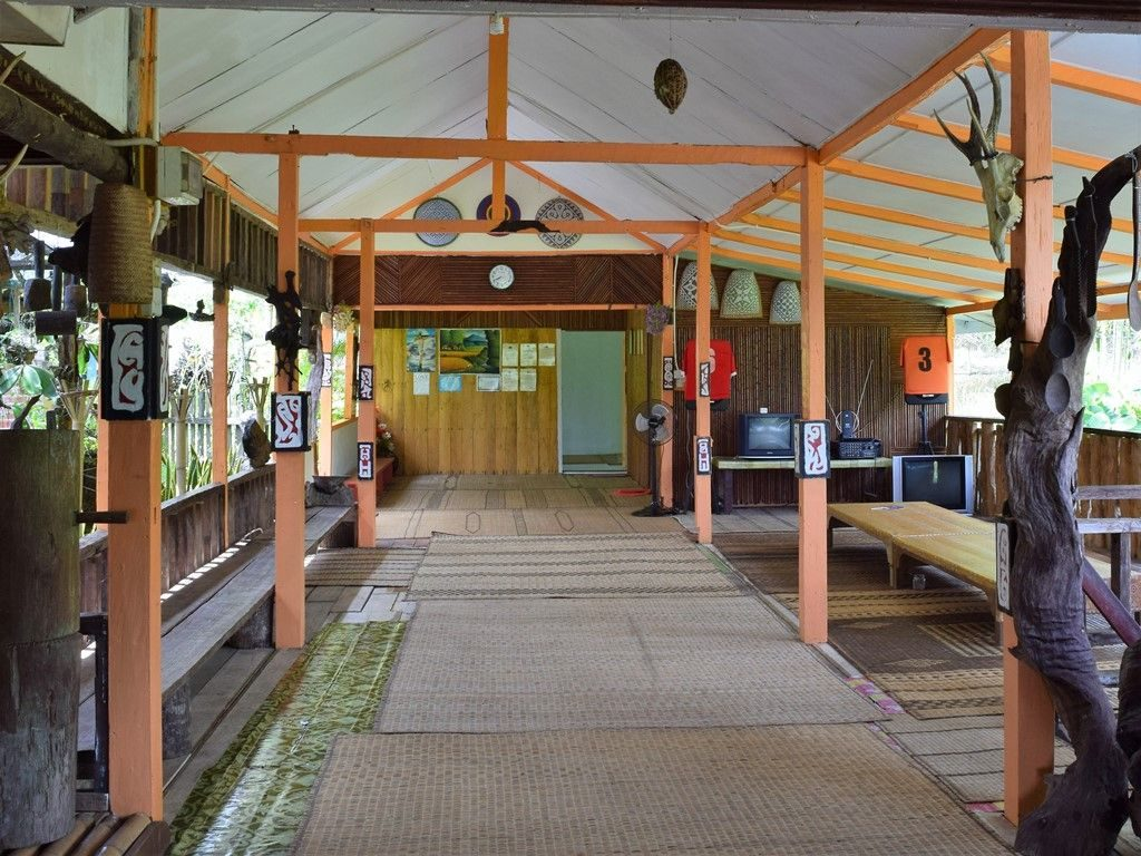 Common Hall area of Pa'ek Homestay