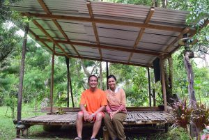 Owners of Penot Junglestay with Backyard Tour Malaysia