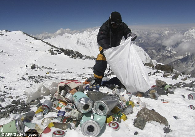 5 Tourist Attractions that is now polluted with Rubbish
