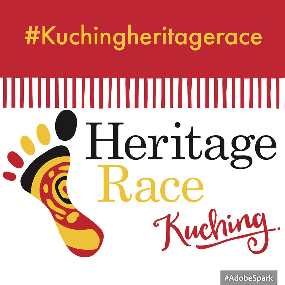 Kuching Heritage Race event 2018 with Backyard Tour Malaysia