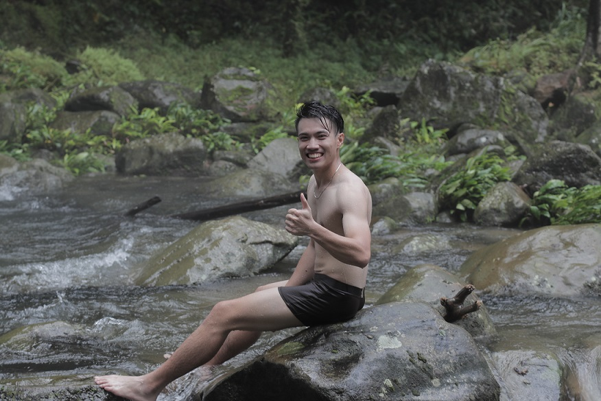 Trekking in Kuching, with Backyard Tour Malaysia