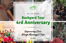 4th Anniversary journey with Backyard Tour Malaysia