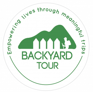 Unique travel experience with Backyard Tour